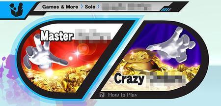 Nuevo modo de juego exclusivo para Super Smash Bros de Wii U