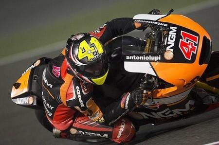 MotoGP Catar 2014: Romano Fenati, Sandro Cortese y Aleix Espargaró listos para la clasificación
