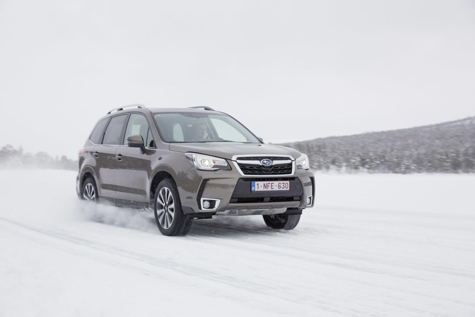 Foto de Subaru Snow Drive 2016 (24/137)