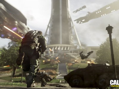 Call of Duty: Infinite Warfare posee elementos no lineales, el juego no llegará a PS3 y Xbox 360