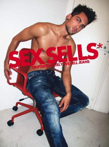 El sexo vende: la nueva colección 5 pockets de Diesel