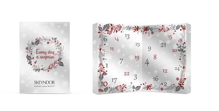 Calendario Adviento Skeyndor
