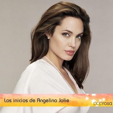 Los inicios de los famosos: Angelina Jolie