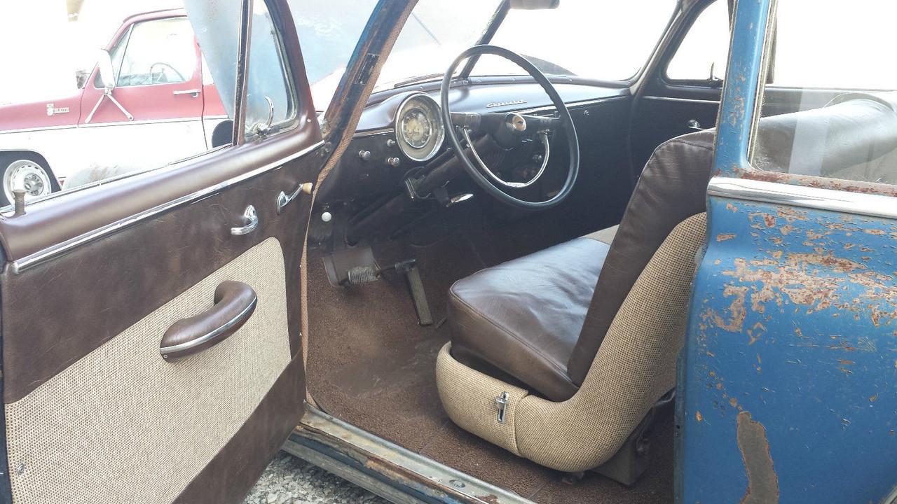 Foto de 1949 Chevrolet DeLuxe (7/22)