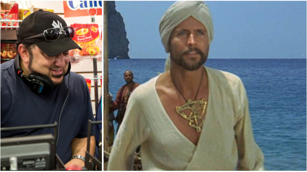 Sinbad the seaman return to the cinema of the hand of the director of 'The Ridiculous 6'