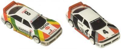 Los dos coches favoritos de Héctor Ares para Scalextric