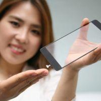 LG se atreve a integrar el sensor de huellas debajo de la pantalla