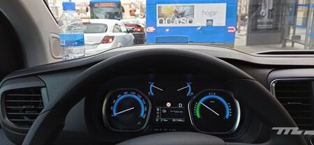 Citroen ë-Jumpy 2021 Prueba Dinámica Furgoneta Eléctrica