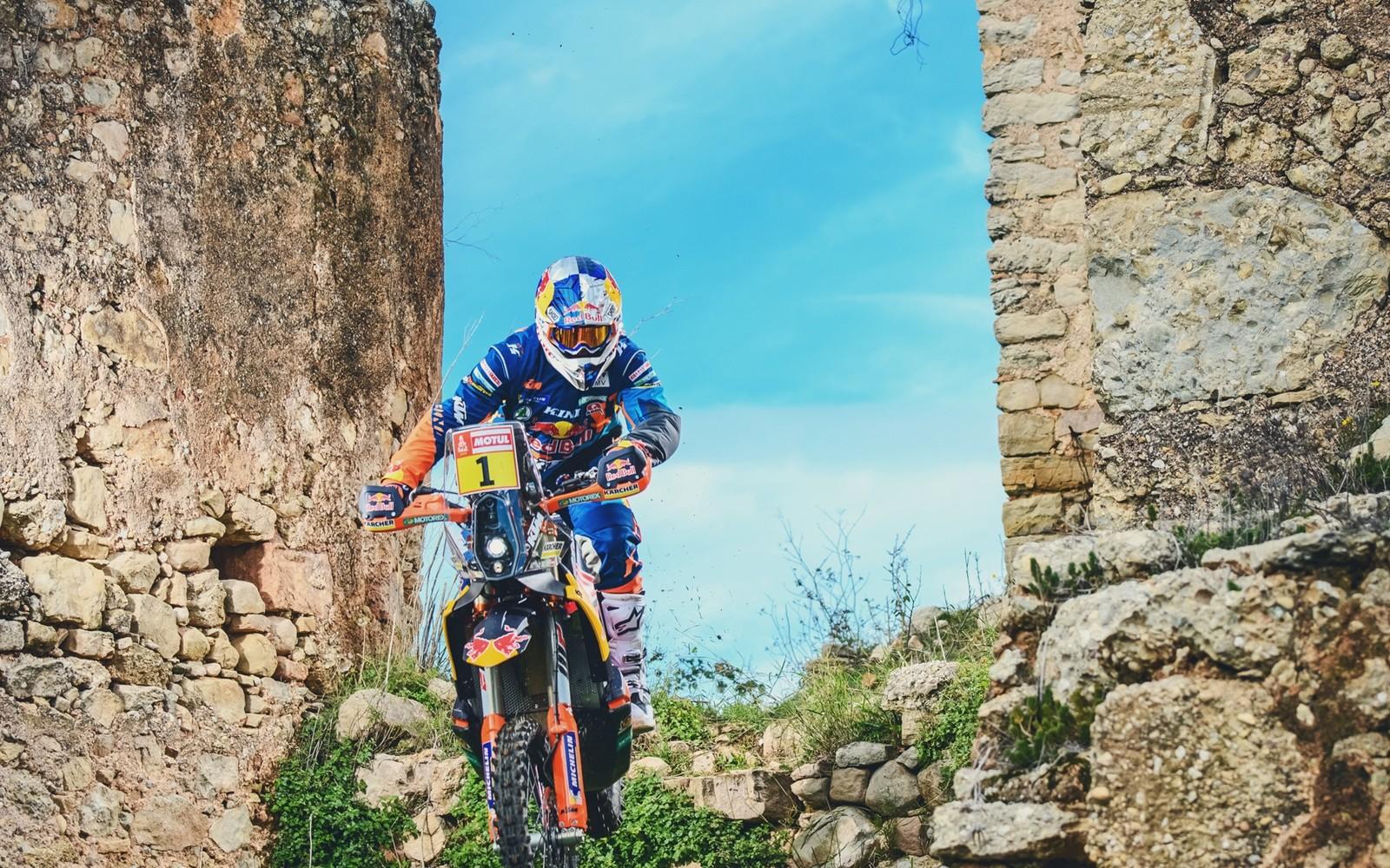 Foto de KTM 450 Rally Dakar 2019 (65/116)