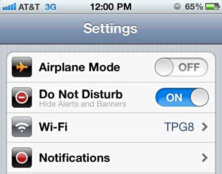"""Un rumor dice que iOS 6 podría incluir iCloud Tabs, modo """"No Molestar"""" y Mail VIPs"""