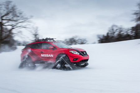 Nissan Winter Warriors 39