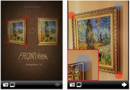 FrontView, corrige la perspectiva de tus fotos
