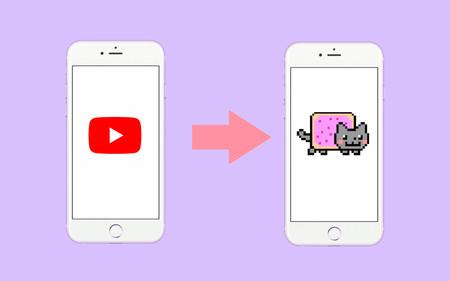 Cómo crear un gif a partir de un vídeo de YouTube en el móvil