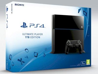 Sony acepta el envite: ya tenemos PS4 con 1TB de disco duro