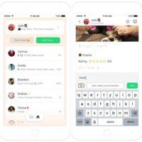 Peach, así es la app social que desata pasiones