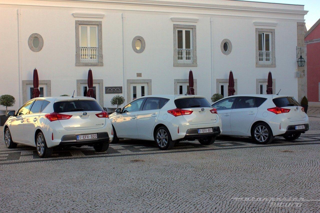 Foto de Toyota Auris Hybrid 2013 (2/21)