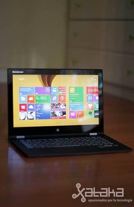 Foto de Lenovo IdeaPad Yoga 2 Pro (30/31)