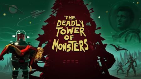 Análisis de The Deadly Tower of Monsters: al nivel de las mejores/peores películas de serie B