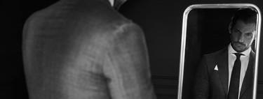 David Gandy y Massimo Dutti nos muestran las reglas del perfecto caballero para lucir impecables