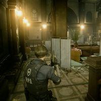 Así de impresionante luce el remake de Resident Evil 2 con ray tracing y unos mods que mejoran su iluminación