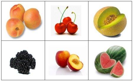 Adivina adivinanza: ¿qué fruta tiene más fibra?