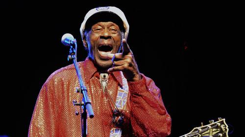 El cine bailó con Chuck Berry