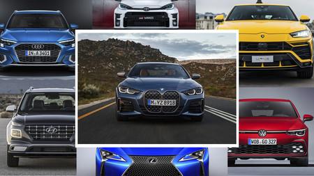 No sólo BMW: 16 marcas que también han mirado con buenos ojos la moda de las parrillas gigantes