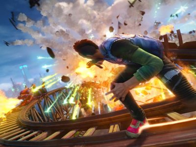 Insomniac Games quiere llevar Sunset Overdrive a la PC