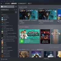 Valve no quiere que perdamos tiempo y registra una patente para jugar antes de que terminen de descargarse los juegos en Steam