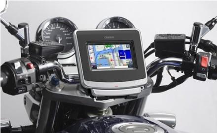 Carcasa Clarion para GPS