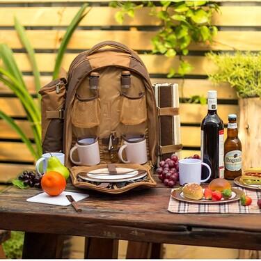 25 básicos, de entre los más vendidos en Amazon, para un picnic escapando de multitudes en primavera