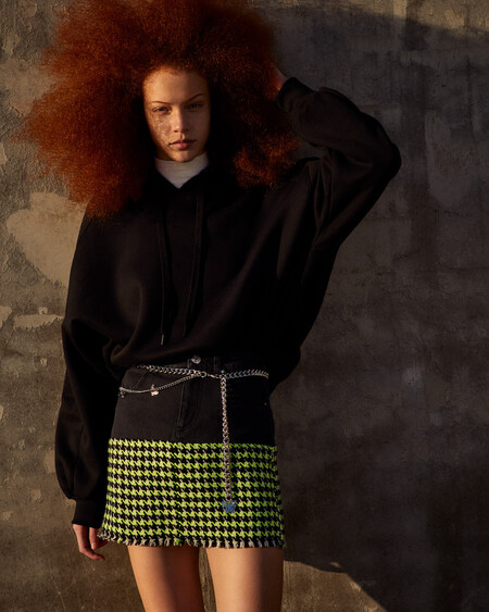 Bershka Tweed Colour 9