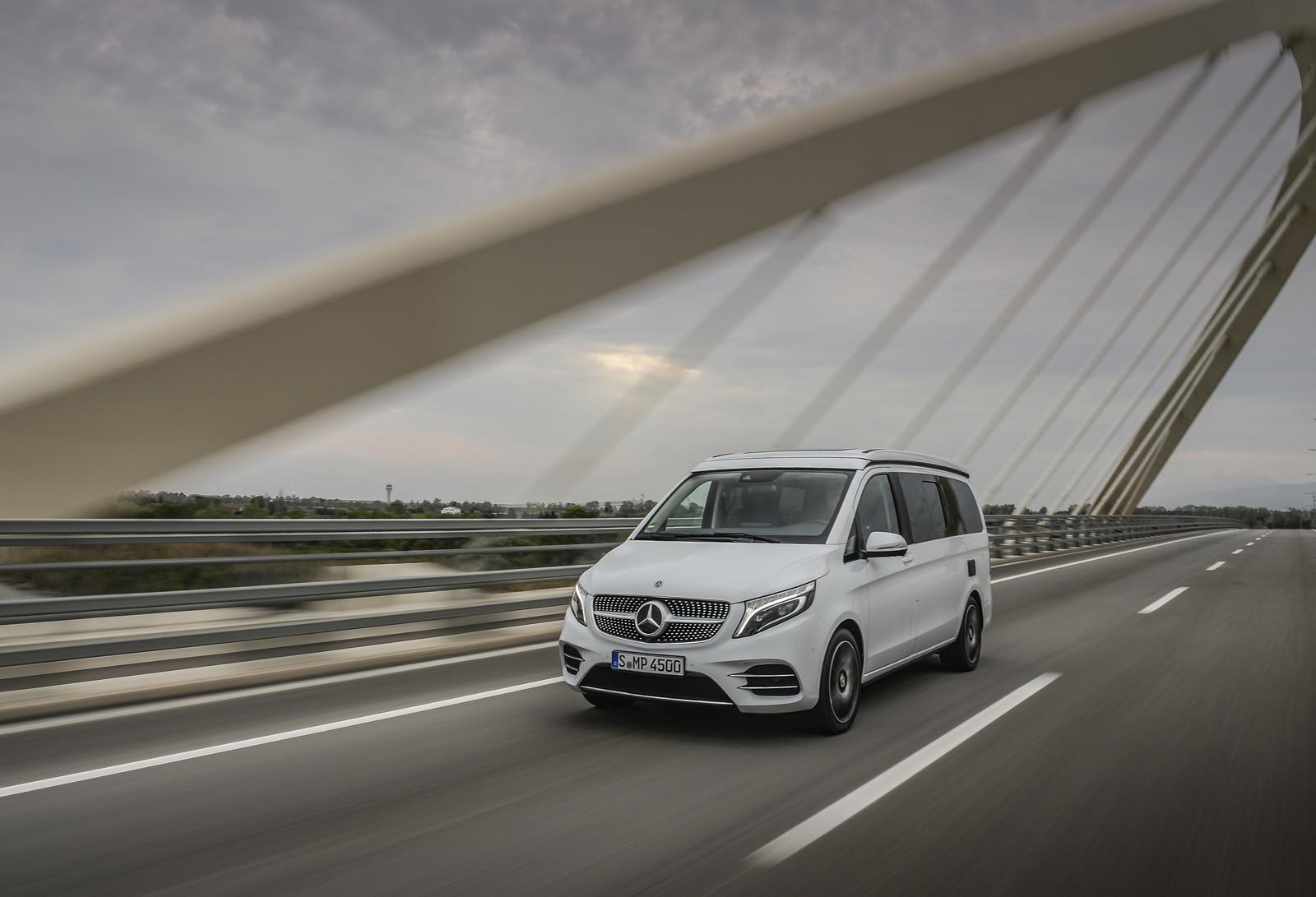 Foto de Mercedes-Benz Marco Polo 2019 (4/49)