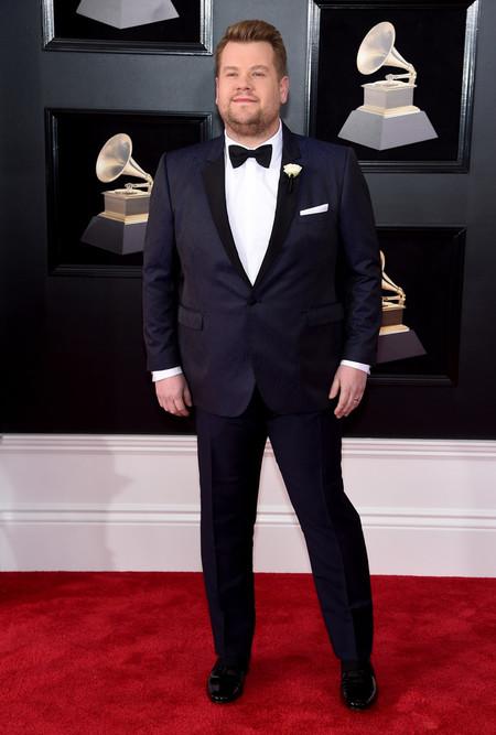 James Corden Apuesta A Lo Basico Para Su Look En La Gala De Los Premios Grammy 3
