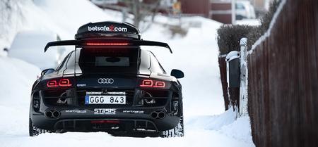 Audi R8 V10 PPI Jon Olsson