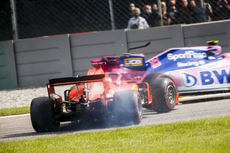 Vettel Monza F1 2019