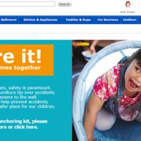 Las autoridades de EEUU lanzan una alerta sobre el peligro de no anclar las cómodas de IKEA