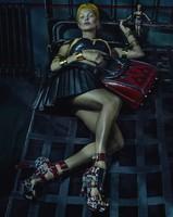 Kate Moss y Alexander McQueen, una pareja demasiado bien avenida