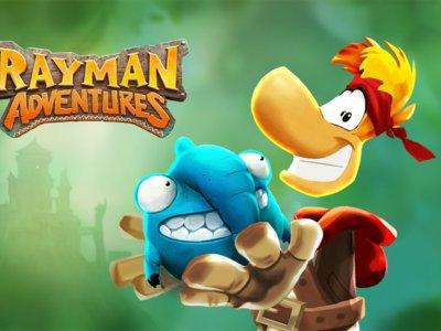 Rayman Adventures, juega gratis a la nueva entrega del mejor plataformas para Android
