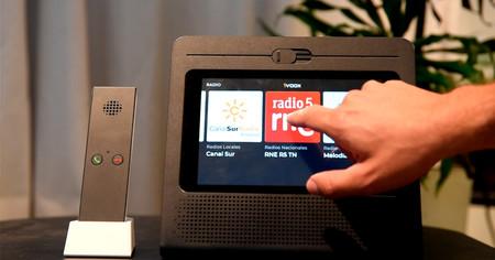 Movistar Home se actualiza con radio en directo, noticias destacadas y previsión meteorológica