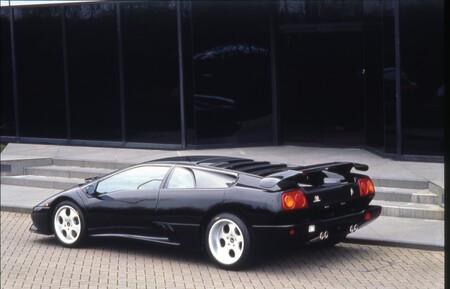 Póster Lamborghini Diablo