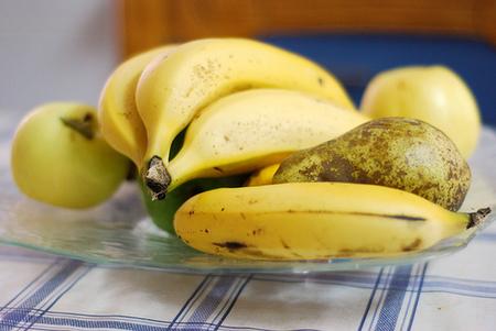 La fruta cae de precio