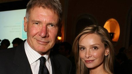Harrison Ford y Calista Flockhart se han casado