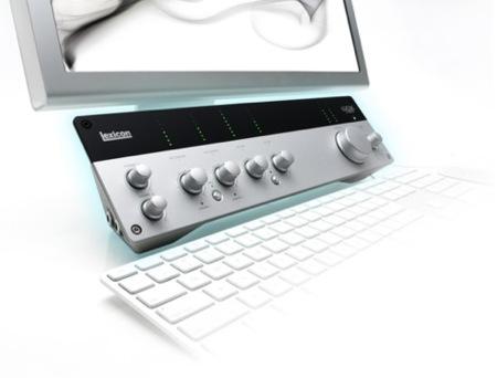Lexicon I·ONIX, grabación digital para el ordenador