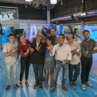 Sardá vuelve el domingo a televisión con su 'ADN MAX'