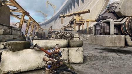 El tráiler de 'Mercenary Ops' dice que la sombra de 'Gears of War' es alargada