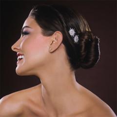 Foto 4 de 7 de la galería tendencia-peinados-novia-2009-monos-bajos en Trendencias