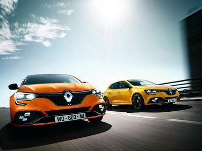 El nuevo Renault Megane R.S. quiere llevarse la de cuadros con 280 hp y caja manual