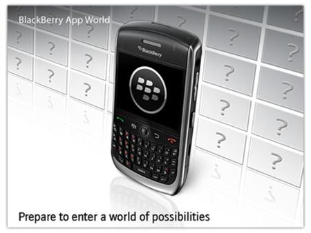 BlackBerry App World, nuevo nombre para la tienda de aplicaciones que se lanza en unas horas