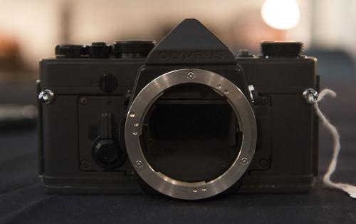 Olympus OM-1 'NASA', la cámara que cambió la ingeniería fotográfica